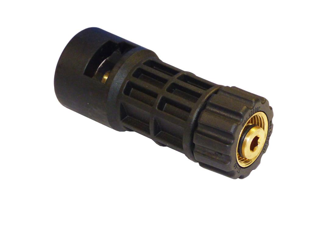 staubsaugerteile24 staubsaugerbeutel und staubsaugerzubeh r kaercher bajonett adapter b m22. Black Bedroom Furniture Sets. Home Design Ideas