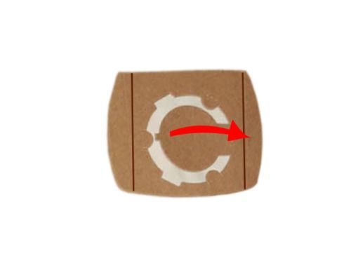staubsaugerbeutel f r k rcher wd geeignetes vorwerk staubsaugerzubeh r. Black Bedroom Furniture Sets. Home Design Ideas