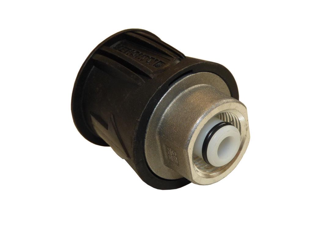 Schlauchadapter Schnellkupplung Kärcher Quick Connect auf M22 AG oder IG Adapter